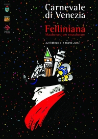 [Image: Official Venice Carnival Poster]